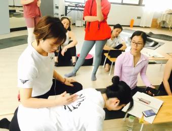 福建垫上普拉提瑜伽全方位私教班