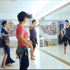 广州专业肚皮舞培训系统教练课程