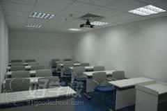 广州新航道英语培训中心教学环境