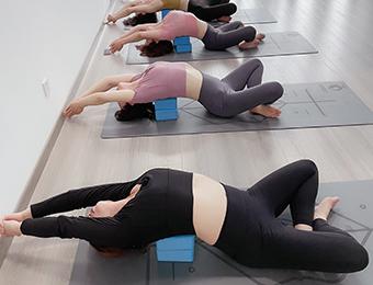 合肥瑜伽教练全能培训课程