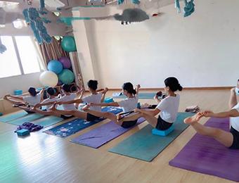 合肥RYT瑜伽教练培训班