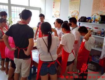 沙茶面技术培训班