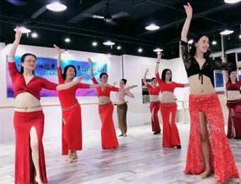 广州高级肚皮舞导师私教研修班