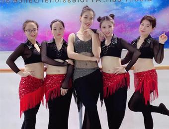 广州高级肚皮舞教练就业培训班