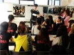 恭喜老岳(Kency)老师分享【时尚婚礼当天造型】的设计要点及流行趋势