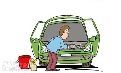 汽车维修:自动挡和手动挡汽车熄火修理