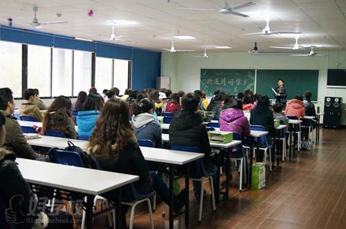珠海ibs学校上课情景
