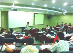 广州新加坡财富管理研修团项目