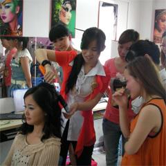 广州个人形像化妆造型白领精英班