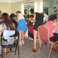 广州个人形像化妆造型提升培训班
