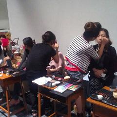 广州专业化妆师影楼全科班