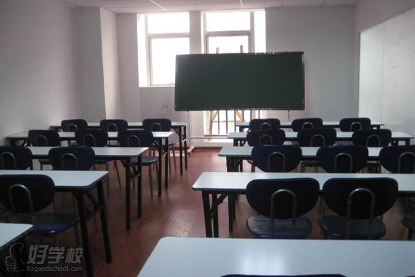 长沙育德教学环境