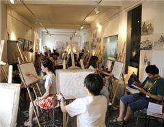 上海网页艺术设计培训班