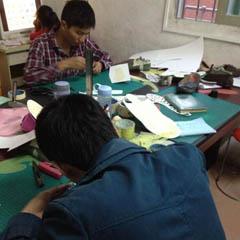 广州鞋样版师进修培训班