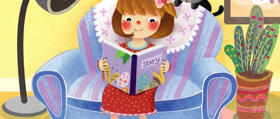 摄图网_400064590_wx_儿童阅读(企业商用)