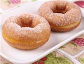 甜甜圈怎么做,如何控制烤制的温度和时间