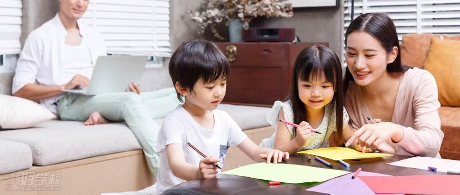 摄图网_500433605_wx_家庭亲子绘画大赛(企业商用)