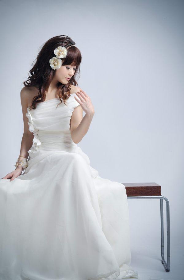 上海时尚新娘整体造型培训班图片