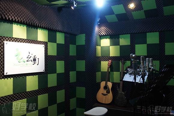 广州玄动音乐上课环境
