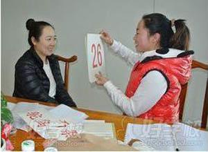 广州启鸣教育--学员风采