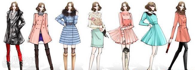 广州高级服装设计师课程图片
