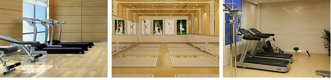 三千瑜伽教学环境