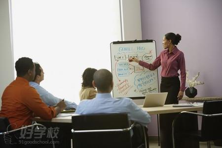 廣州當眾講話上課情景