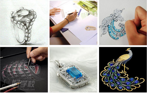 深圳珠寶設計jcad電腦繪圖設計培訓班