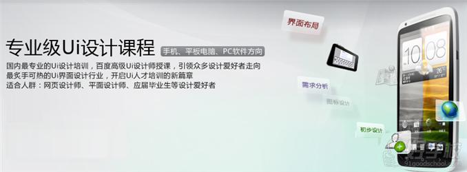 北京UIv专业专业技培训班室内设计简介选材图片