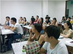 广州英伦外语培训教学环境