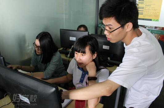 广州汇学教育学校教学情境